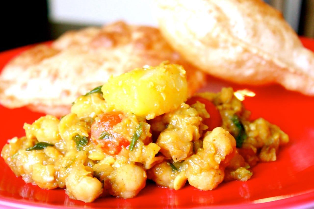 Chana Chola Playful Cooking