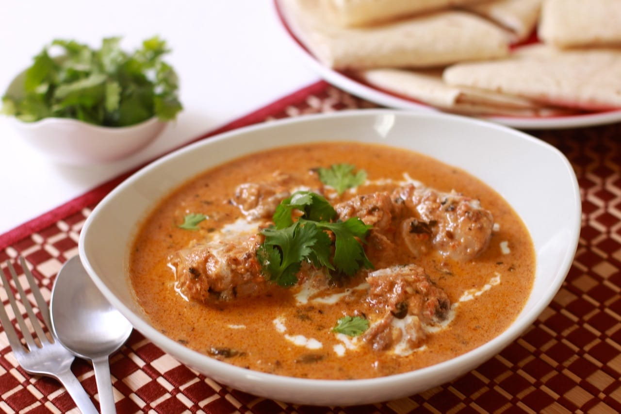 Butter Chicken/Murgh Makhani | Playful Cooking