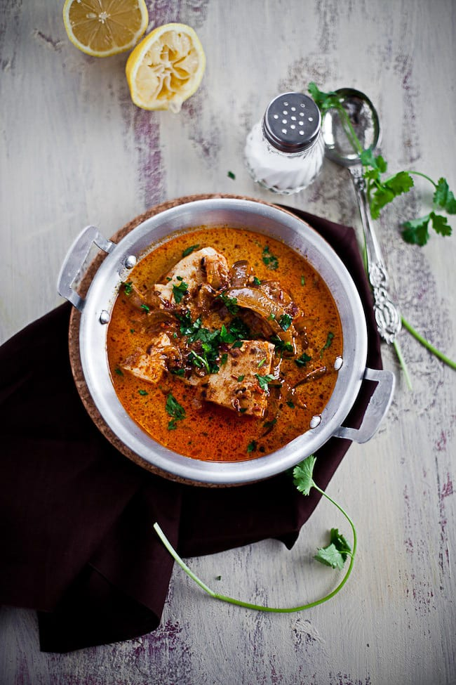 Zesty Fish Curry with Coconut Milk | Playful Cooking