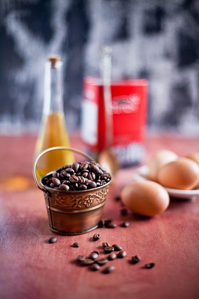 Cocoa Coffee Bundt Cake 1