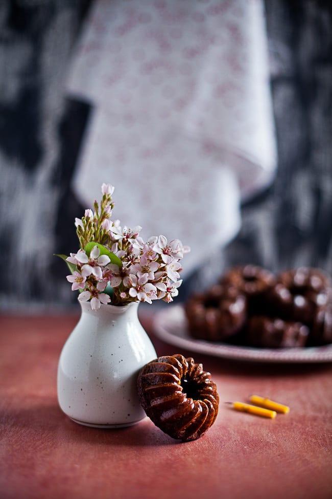 Cocoa Coffee Bundt Cake 6