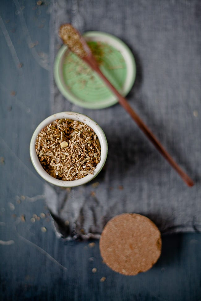 Dukkah Spice Mix by Sunshine and Smile