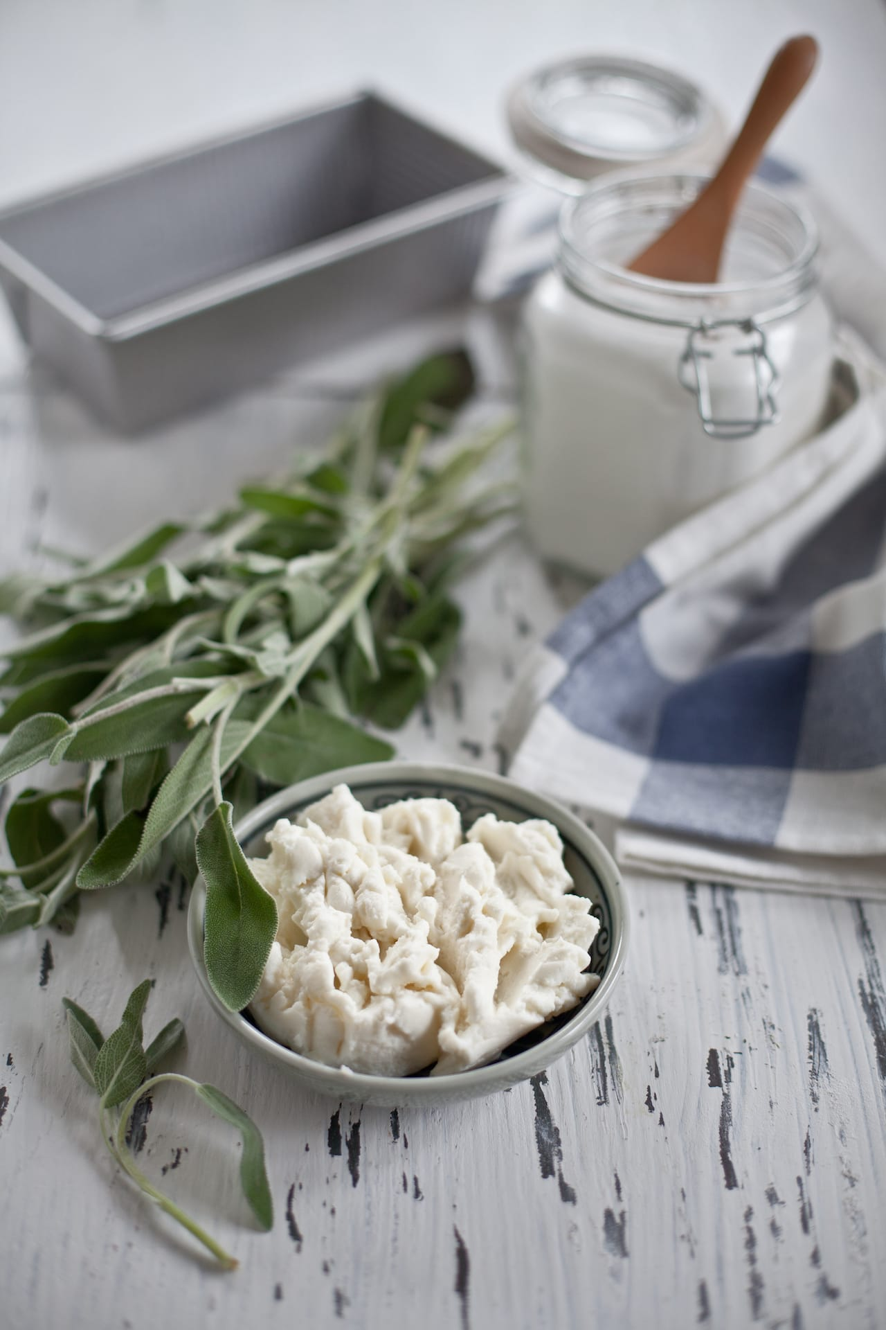 Ricotta and Sage | Playful Cooking