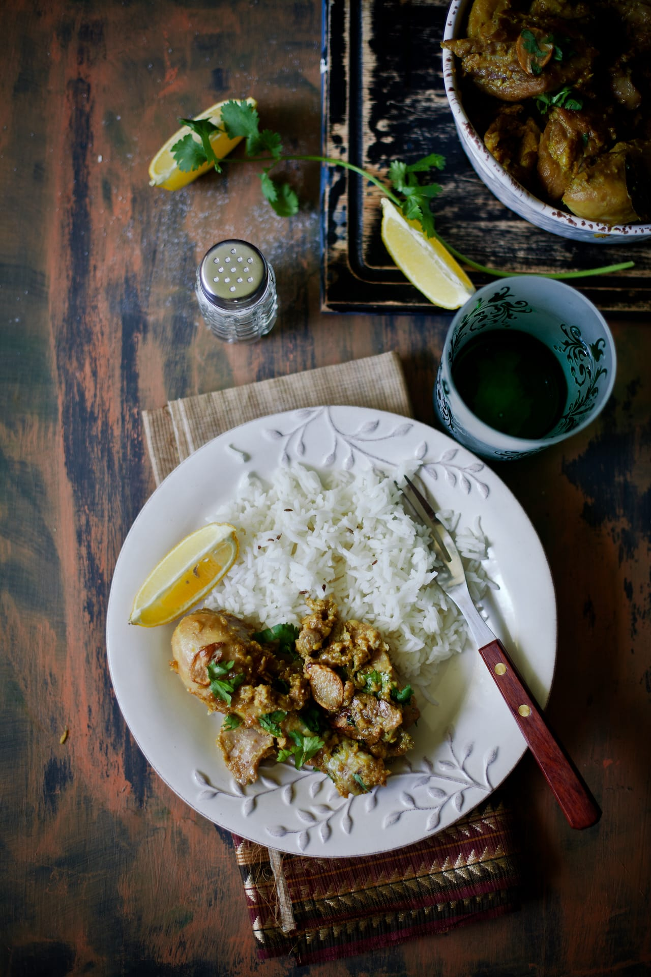 Garlic Chicken | Playful Cooking