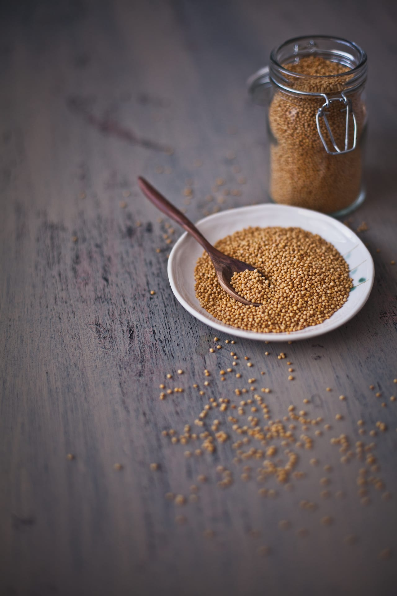 Mustard Seeds | Playful Cooking