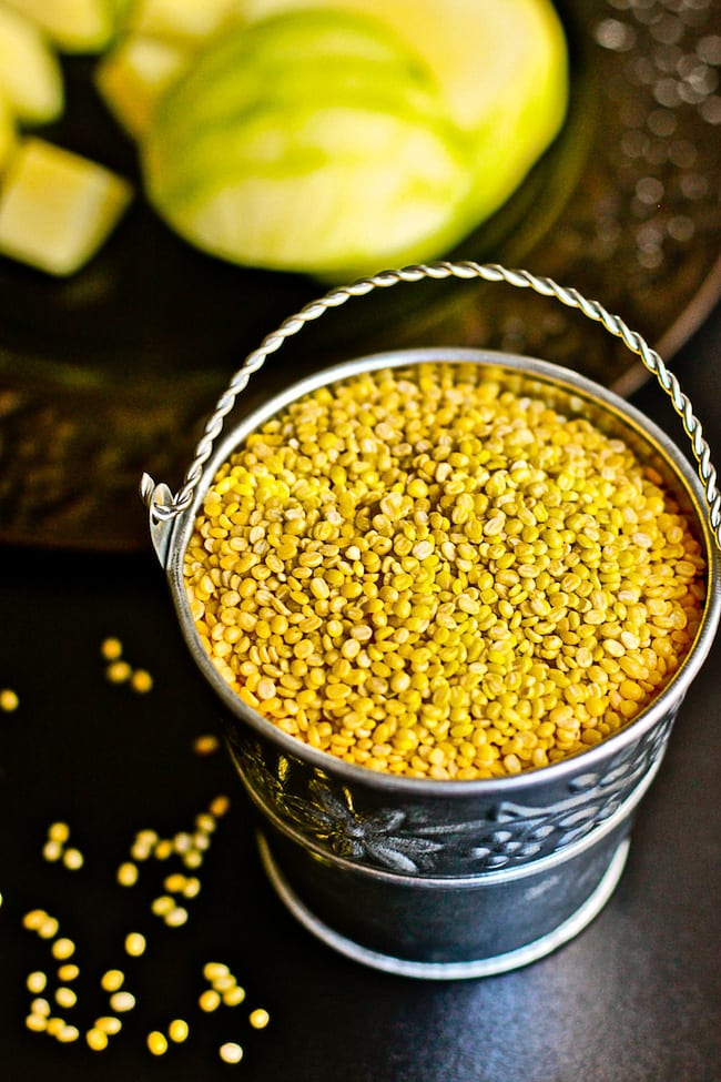 Aam Daal   Playful Cooking