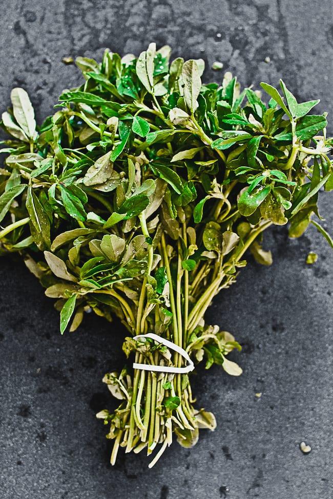 Fenugreek Leaves   Playful Cooking