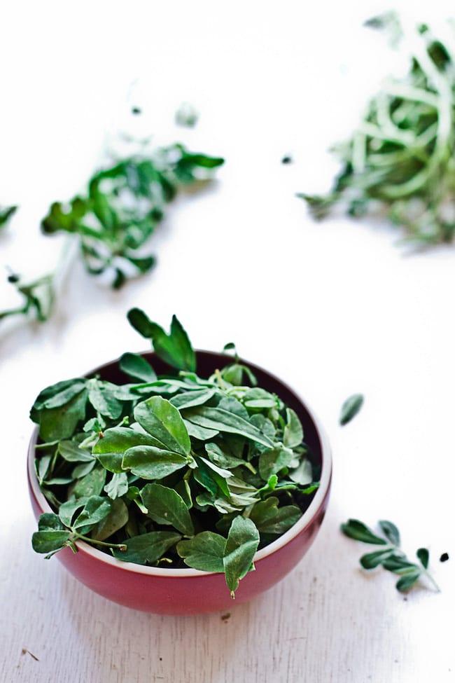 Fenugreek Leaves | Playful Cooking