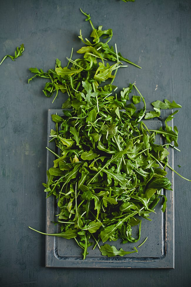Fresh Arugula | Playful Cooking