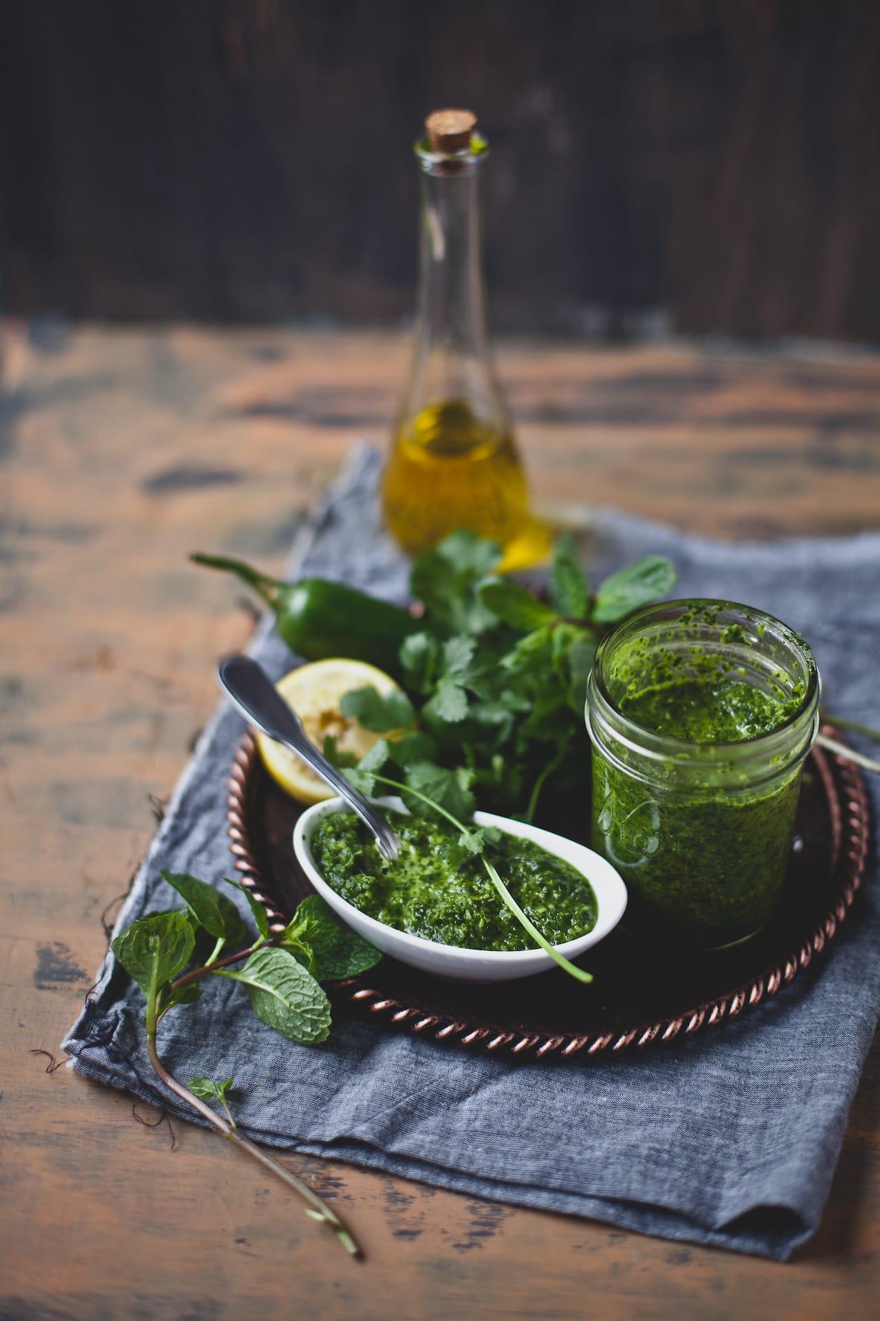 Chimichurri Sauce | Playful Cooking