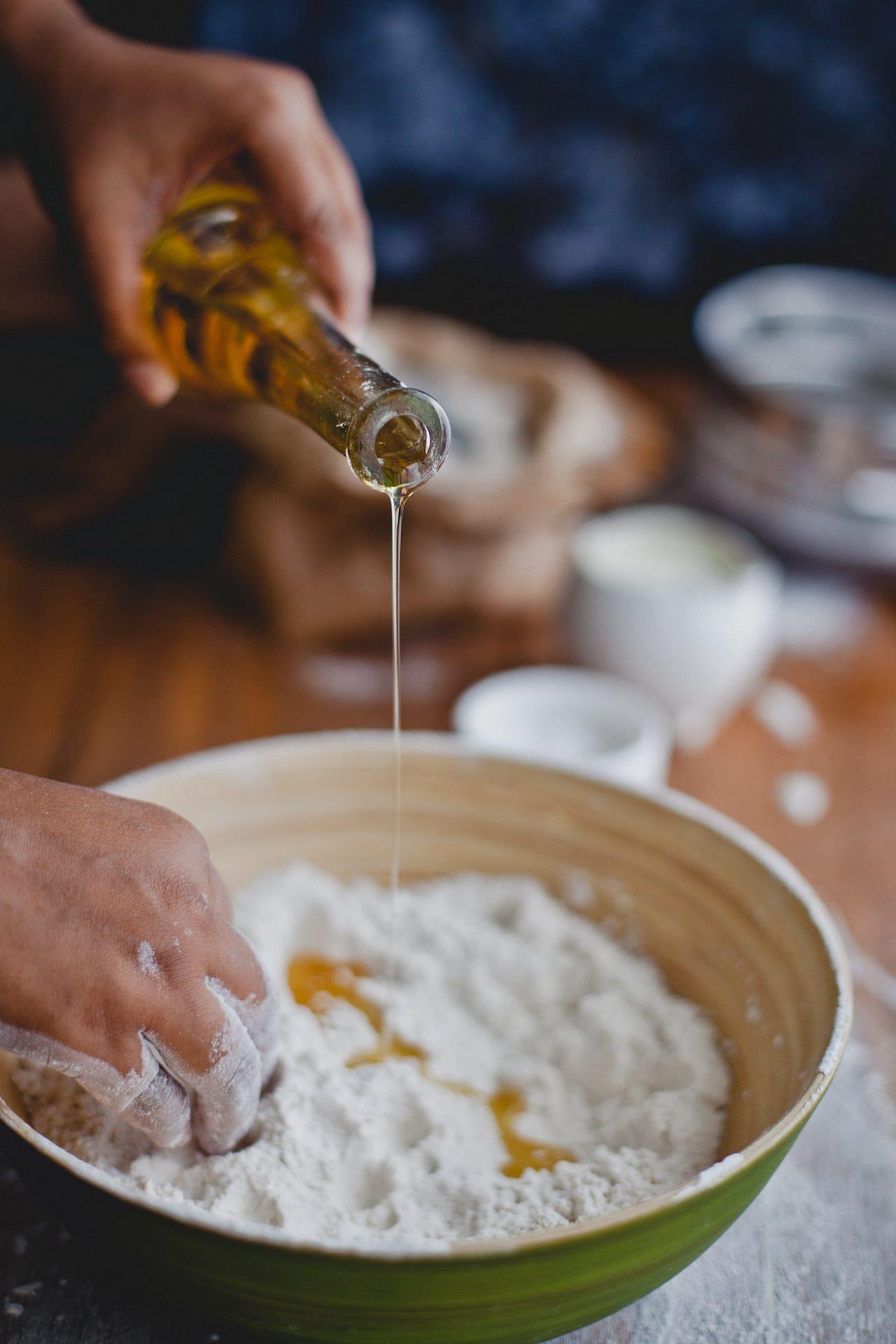 Preparing Instant Naan | Playful Cooking