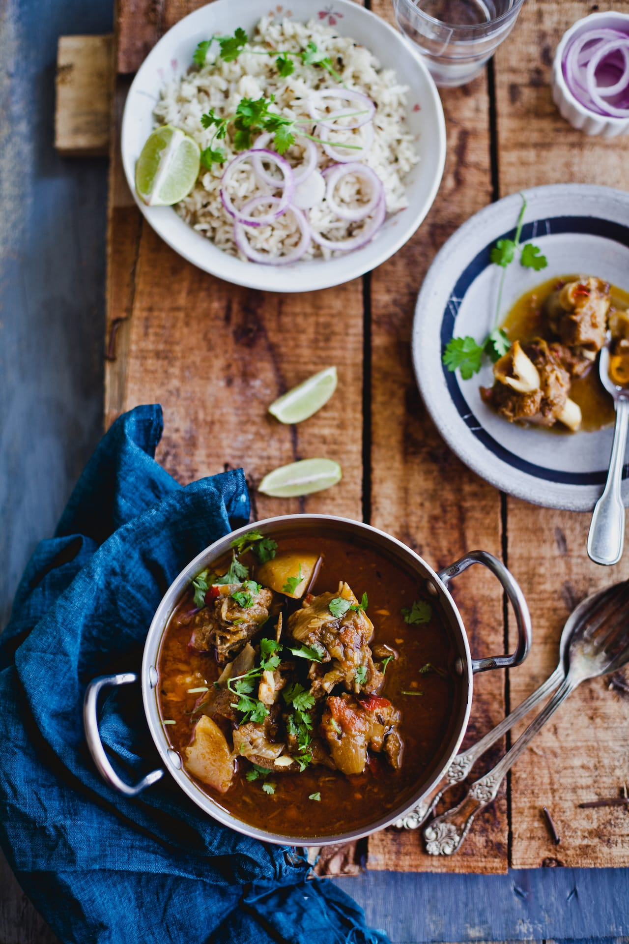 Sunday Mutton Curry | Playful Cooking