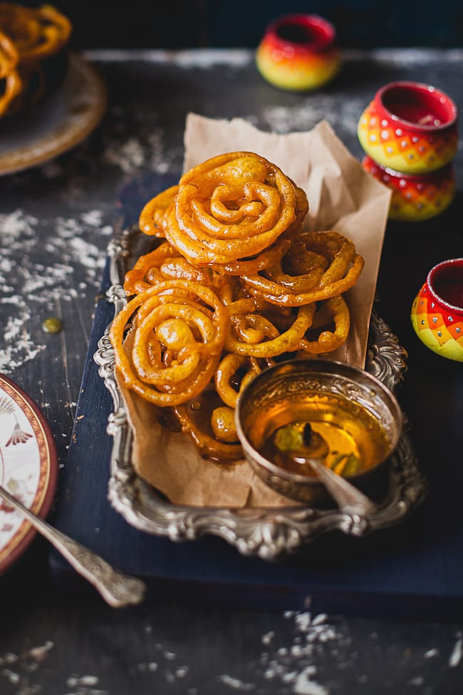 Jalebi | Playful Cooking