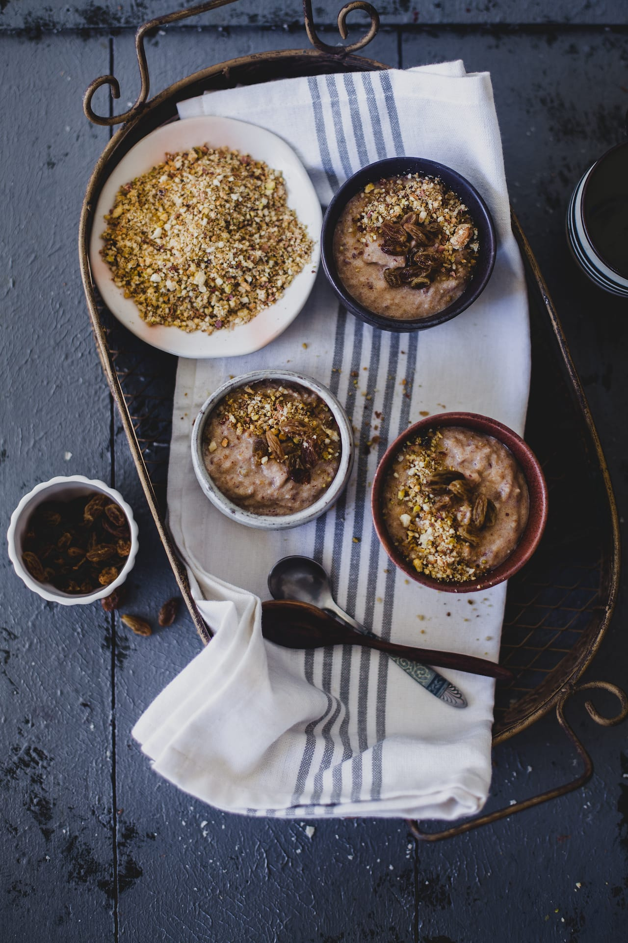 Dates And Oats Pudding | Playful Cooking