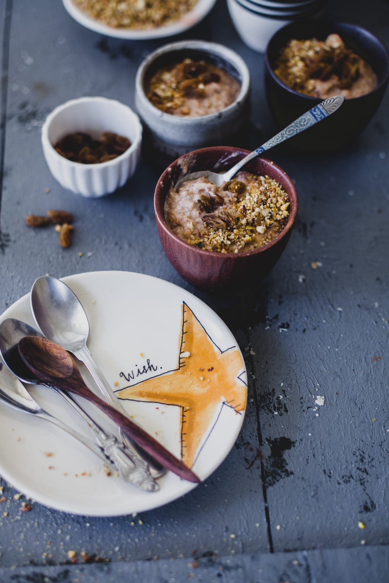 Date Nuts And Oats Pudding   Playful Cooking