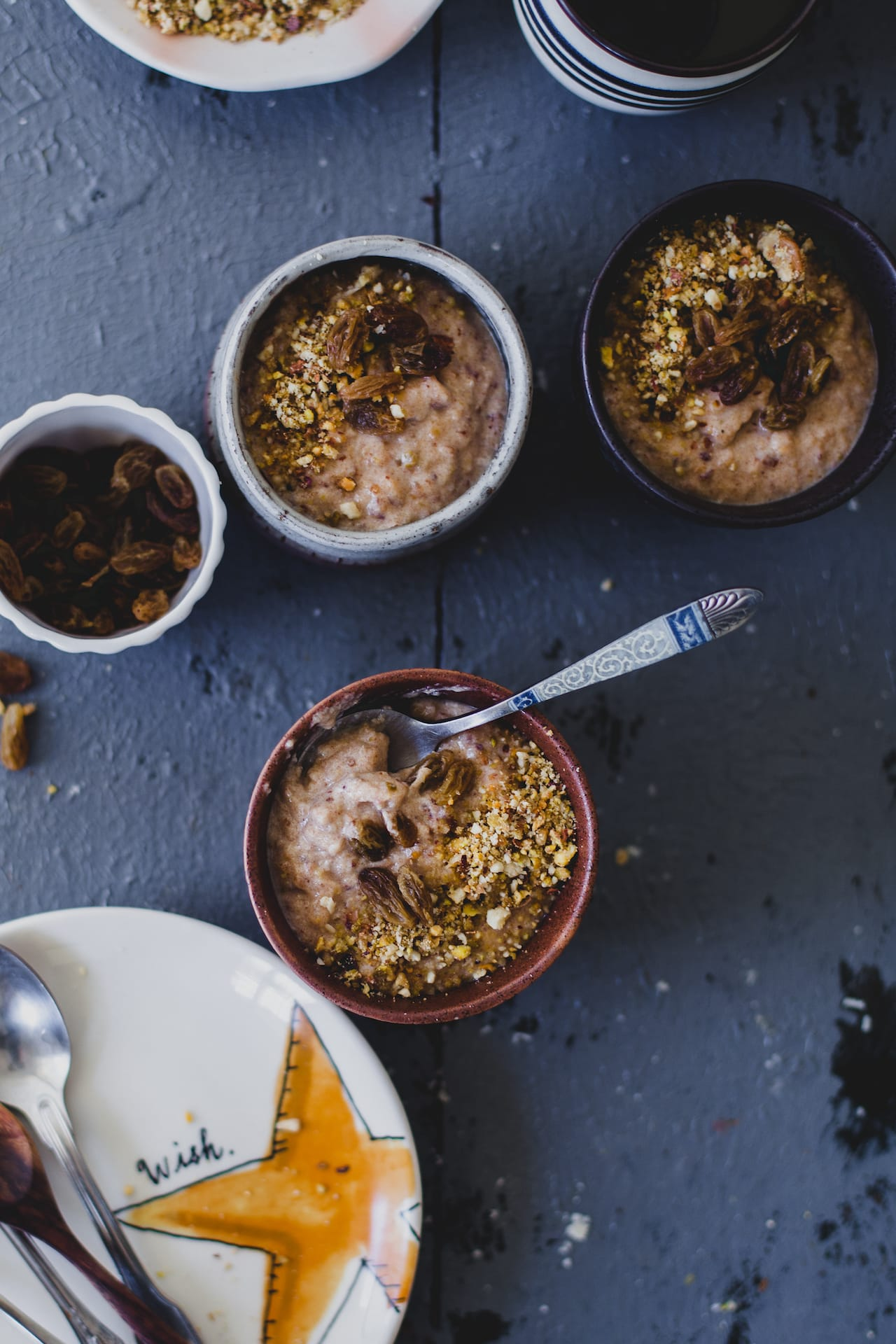 Date Nuts And Oats Pudding | Playful Cooking