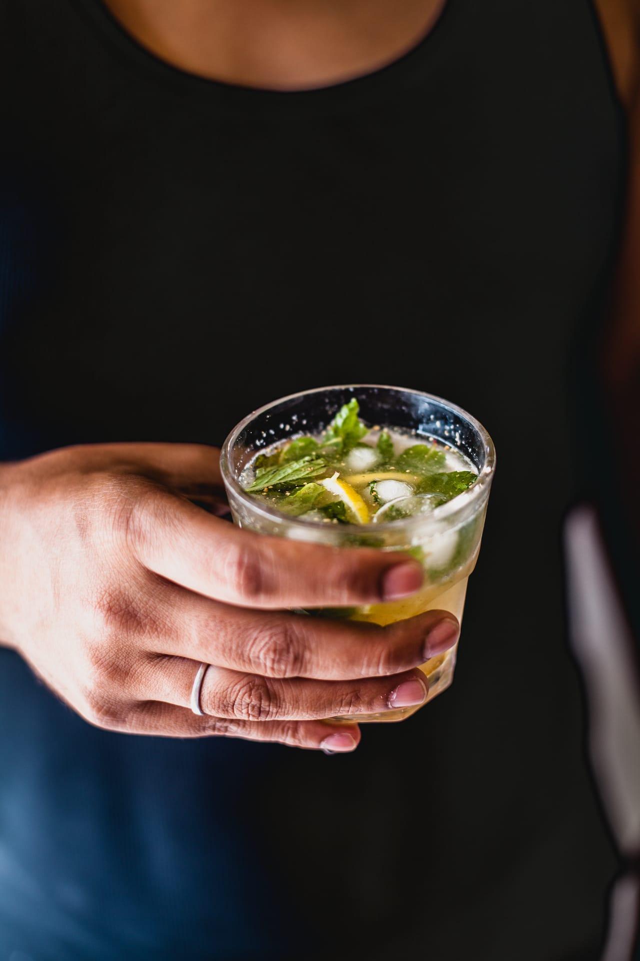 Masala Nimbu Soda (Spiced Lemonade Fizz) | Playful Cooking