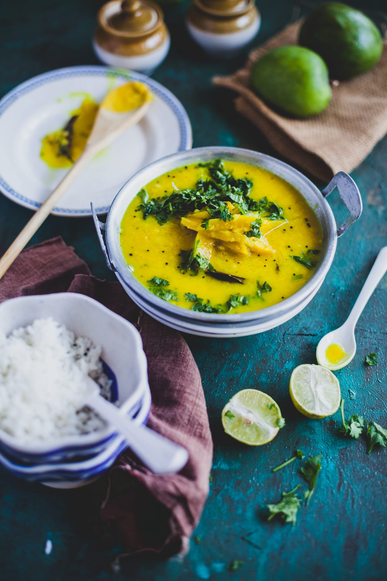 Aam Daal (Green Mango Lentil Stew) | Playful Cooking