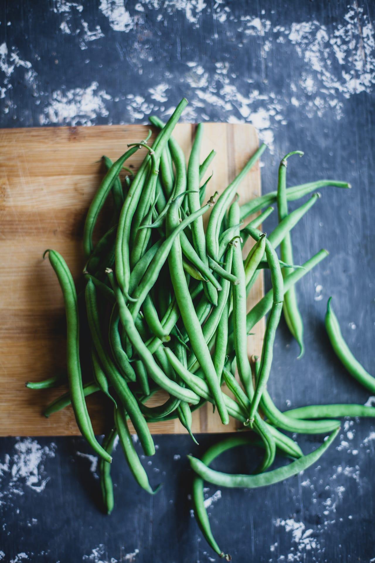 Green Beans - Photography (Kankana Saxena) Playful Cooking