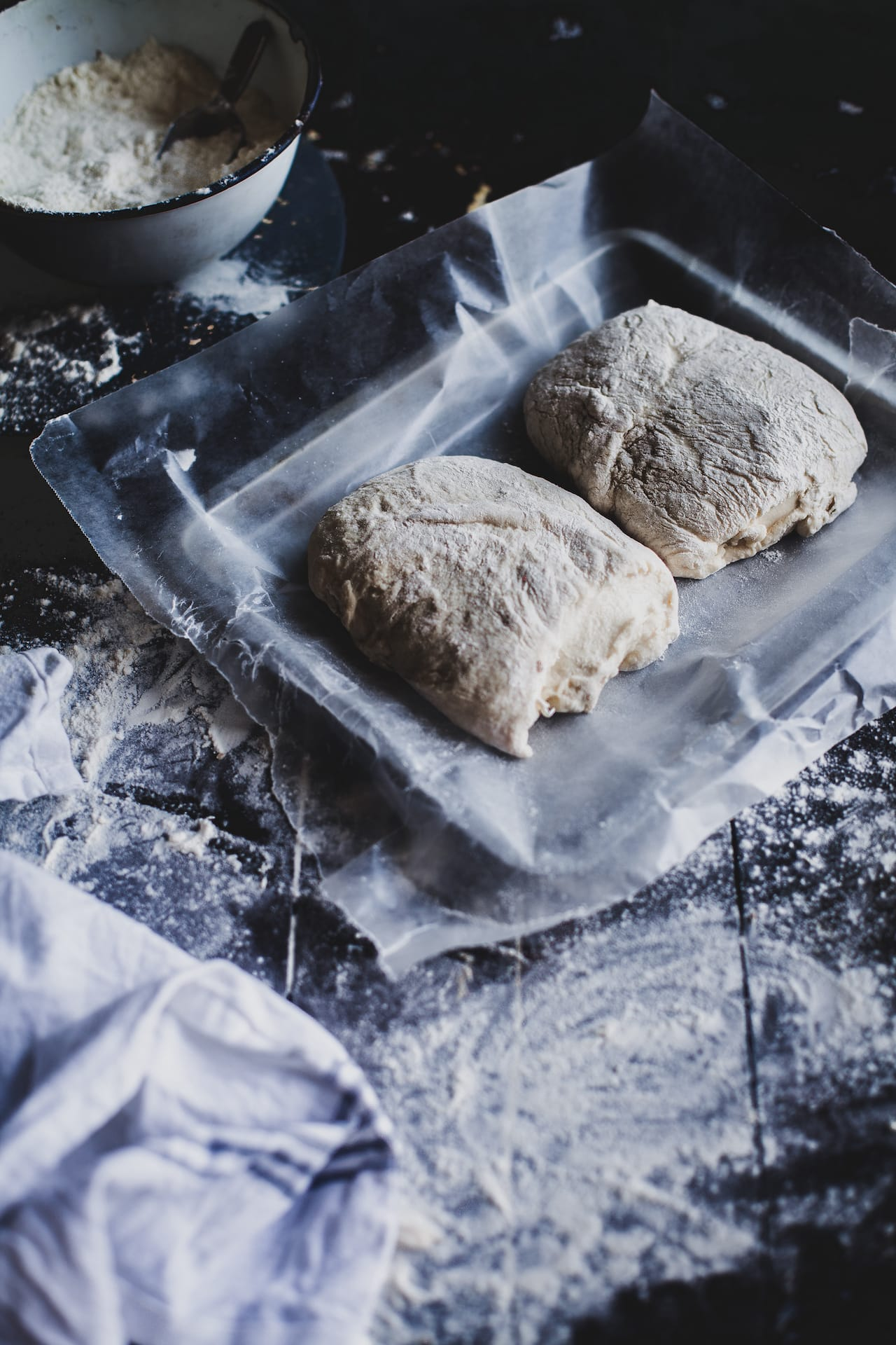 Baking Ciabatta |Playful Cooking