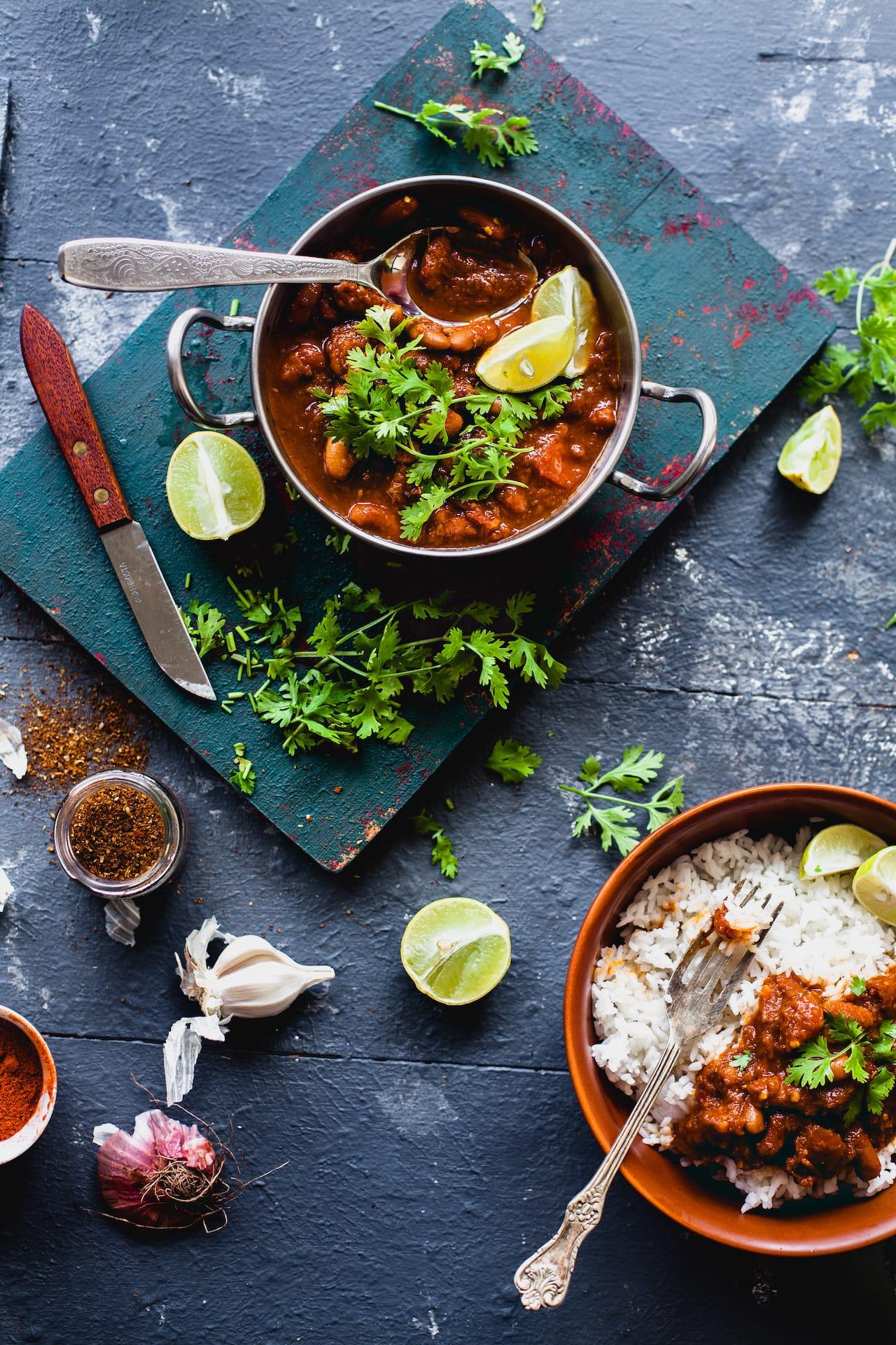 Rajma Masala (Red Kidney Beans Stew) | Playful Cooking