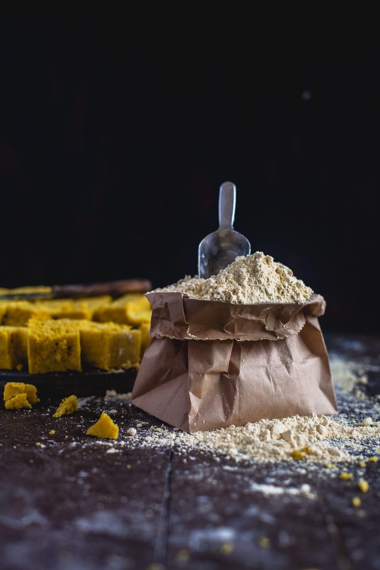 Besan Ki Sabzi (Chickpea Cake Stir Fry) | Playful Cooking