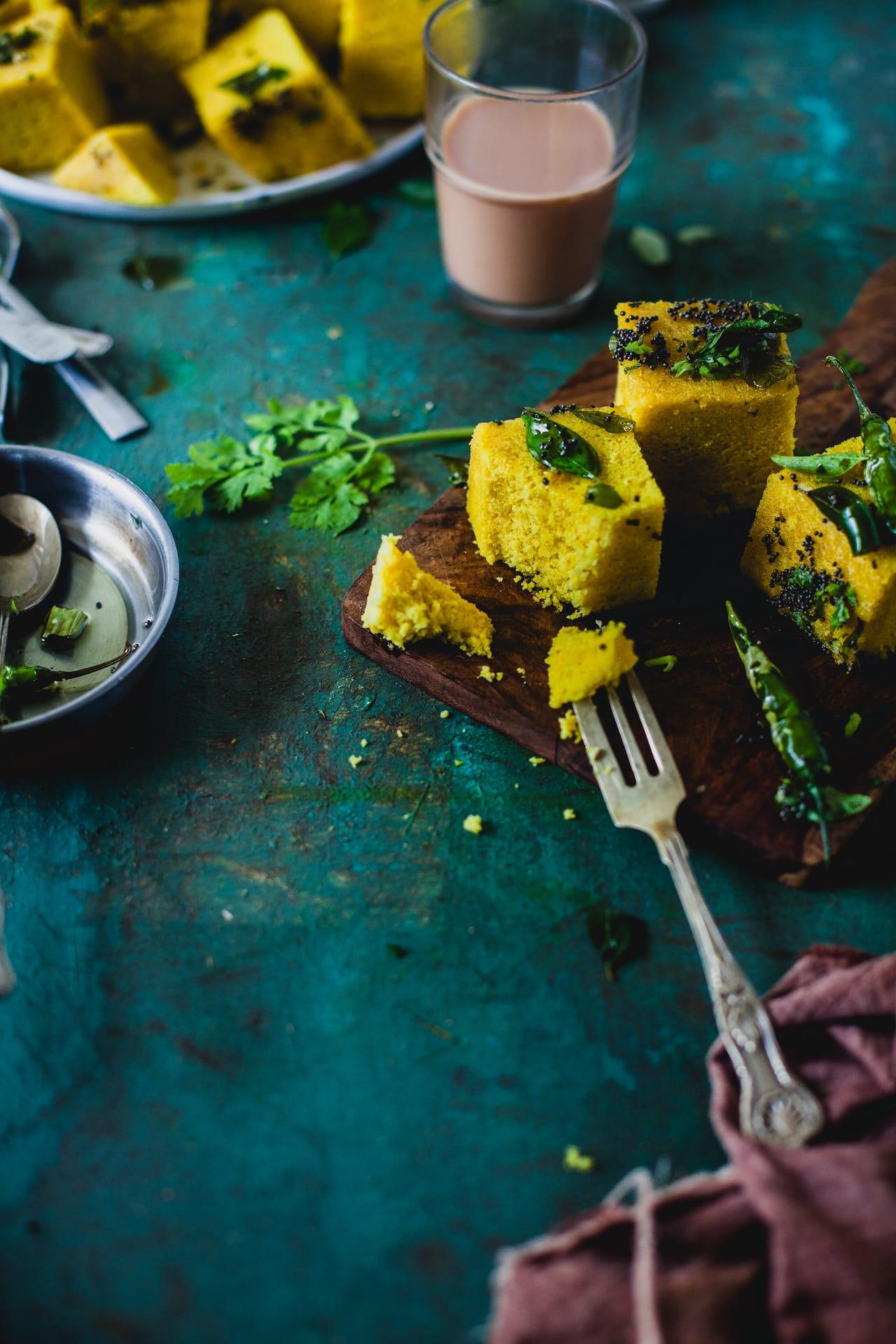 Khaman Dhokla | Playful Cooking