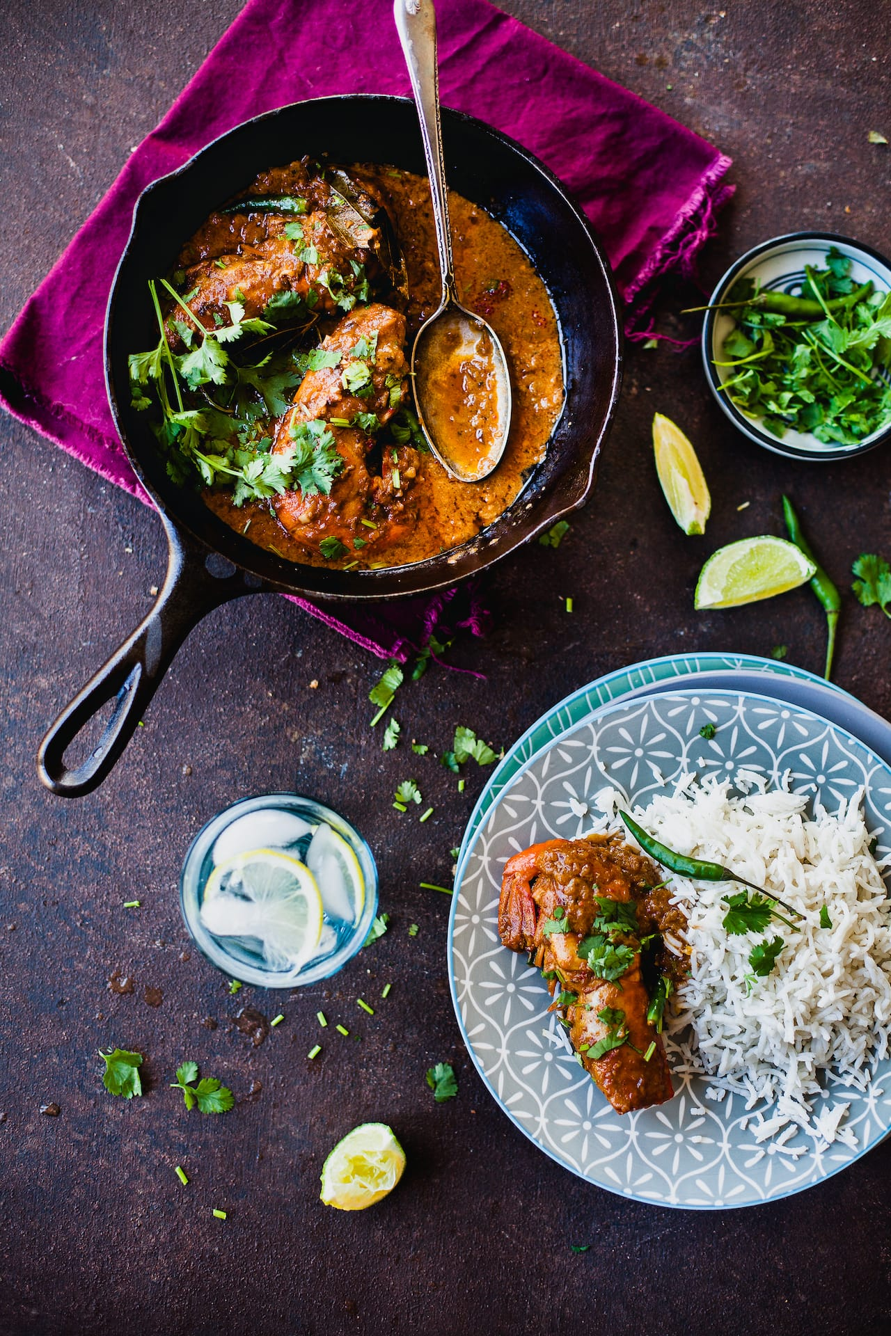 Chingri Malaicurry (Bengali Style Shrimp/Prawn Curry)   Playful Cooking