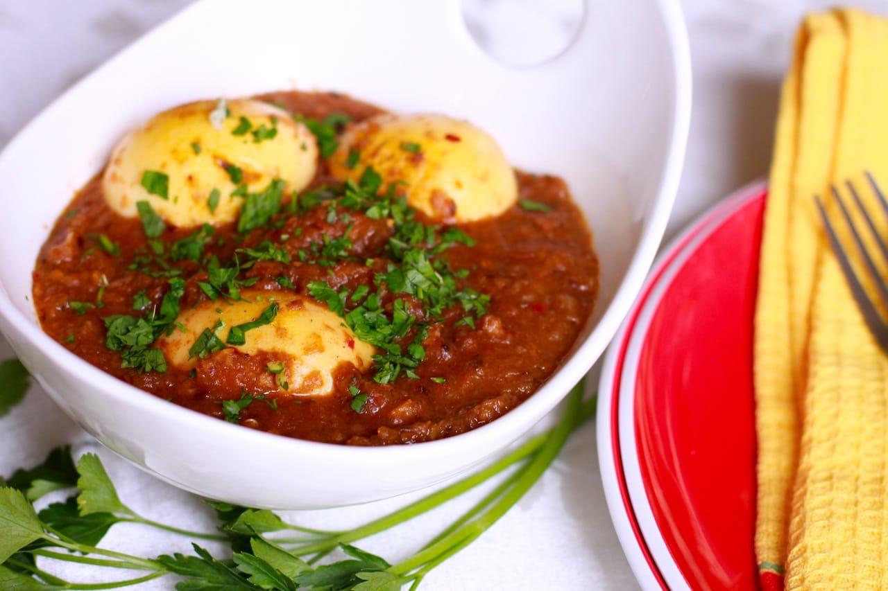 Egg Masala 3