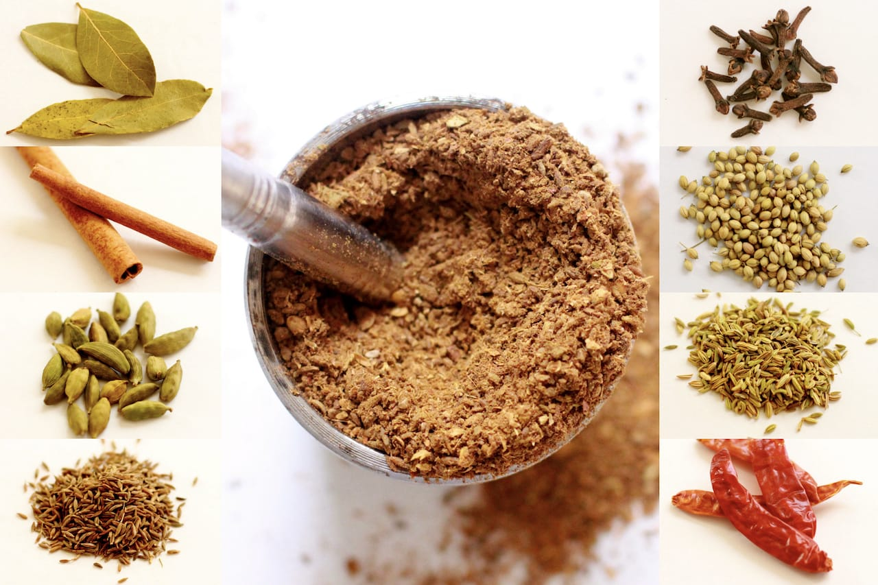 How To Make Masala Powder At Home