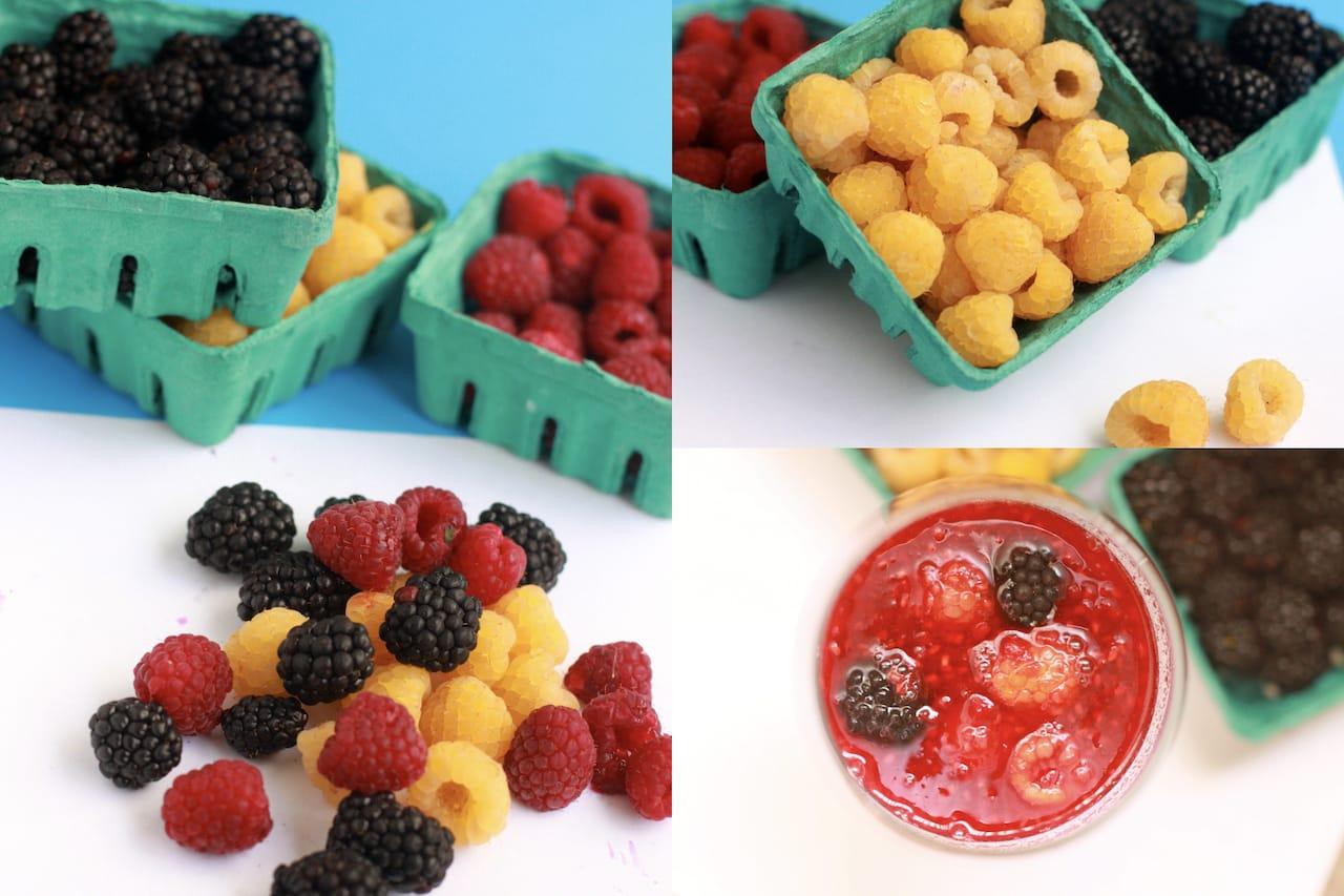 Berry Yogurt Parfait 2
