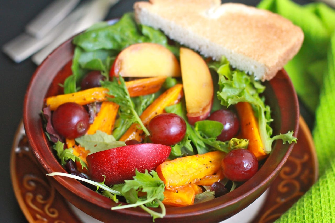 carrot fruit salad 3