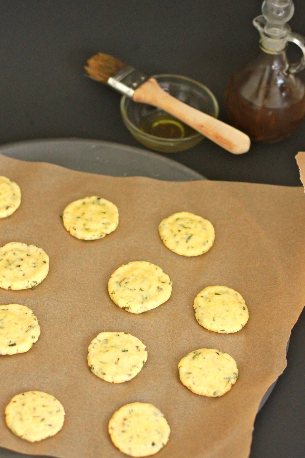 Rosemary and Parmesan Savory Cookies 3