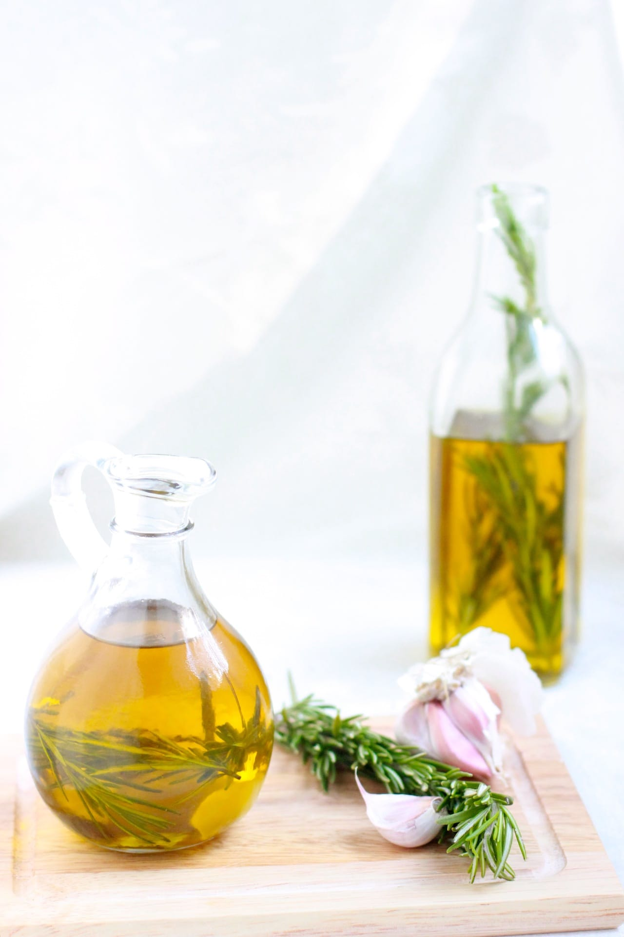 Rosemary and Garlic Infused Olive Oil 5