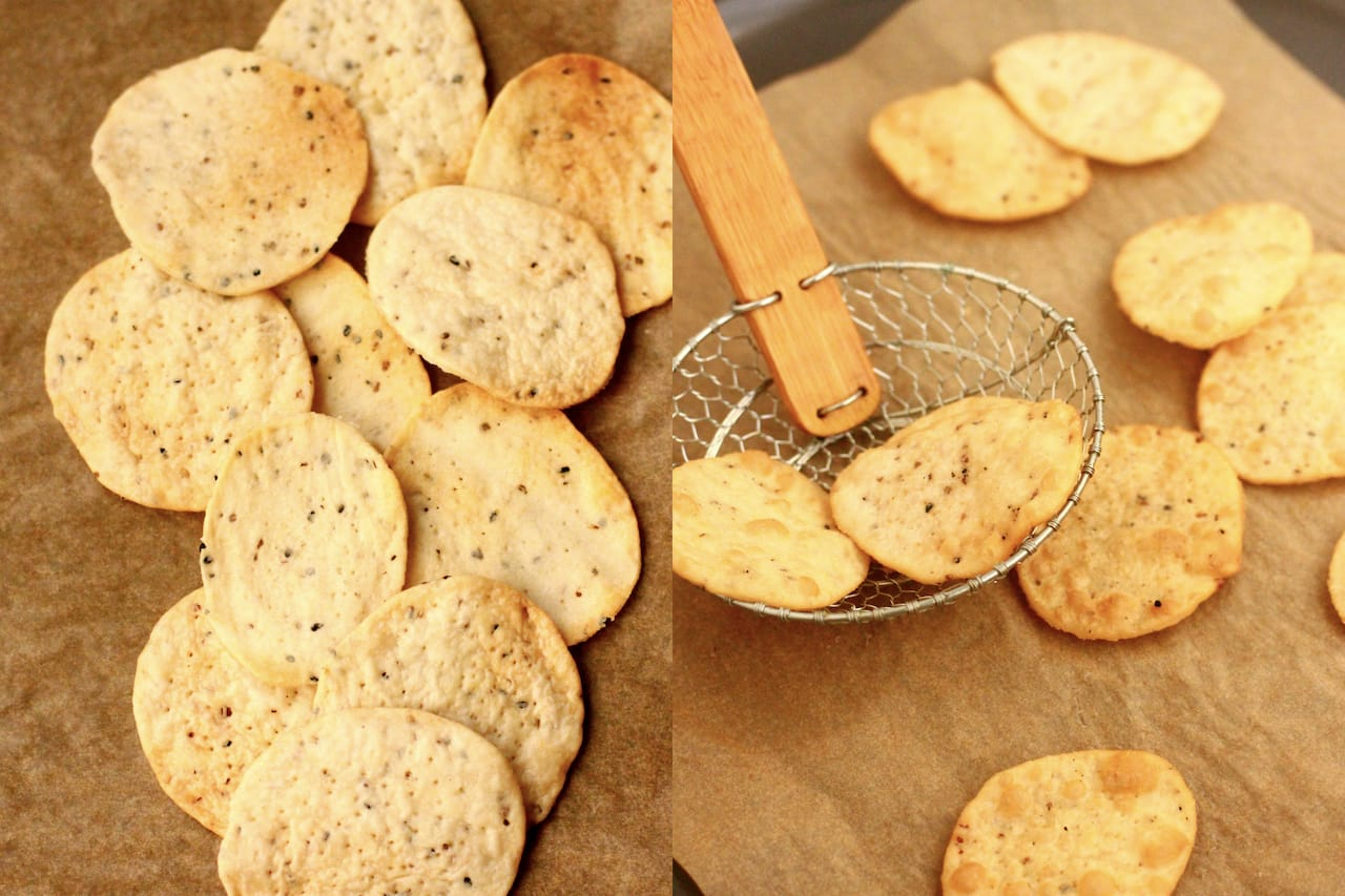 Papri Chaat - Indian Street Food treat - Guest Post for Shulie @ Food Wanderings 4