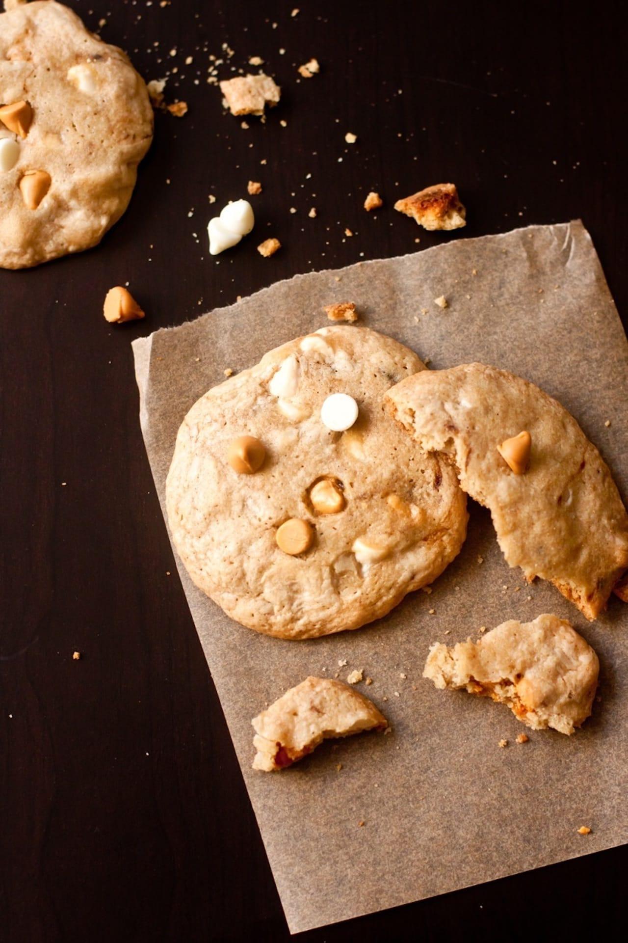 Chocolate Chips Macadamia Nuts Cookies 1