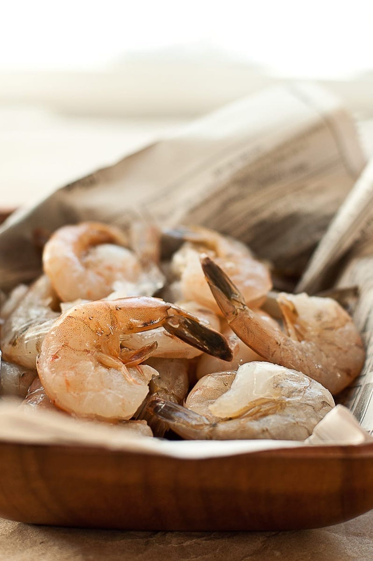 Madras Shrimp Masala - Guest Post by Radhika @ Food for 7 Stages of Life 4