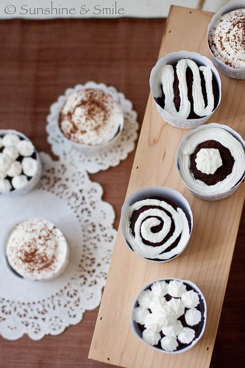 Celebrating 1st Birthday with Espresso Cupcakes 4