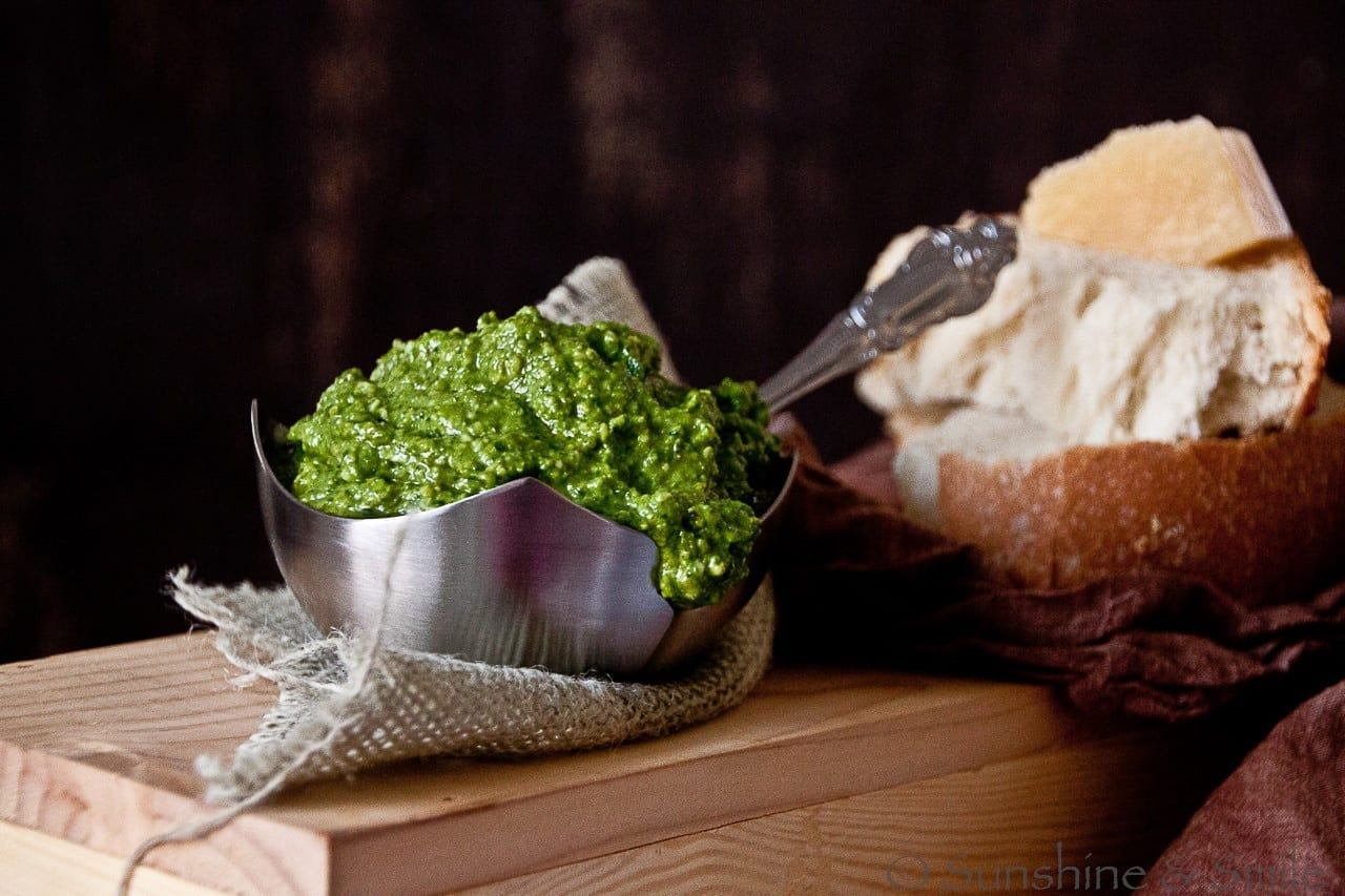 spinach pesto 5