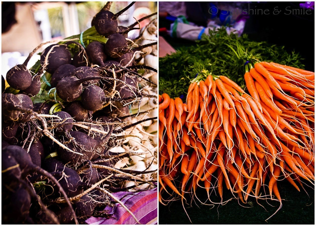 Day out in the city and Roasted Carrots with Garlic Spaghetti 9