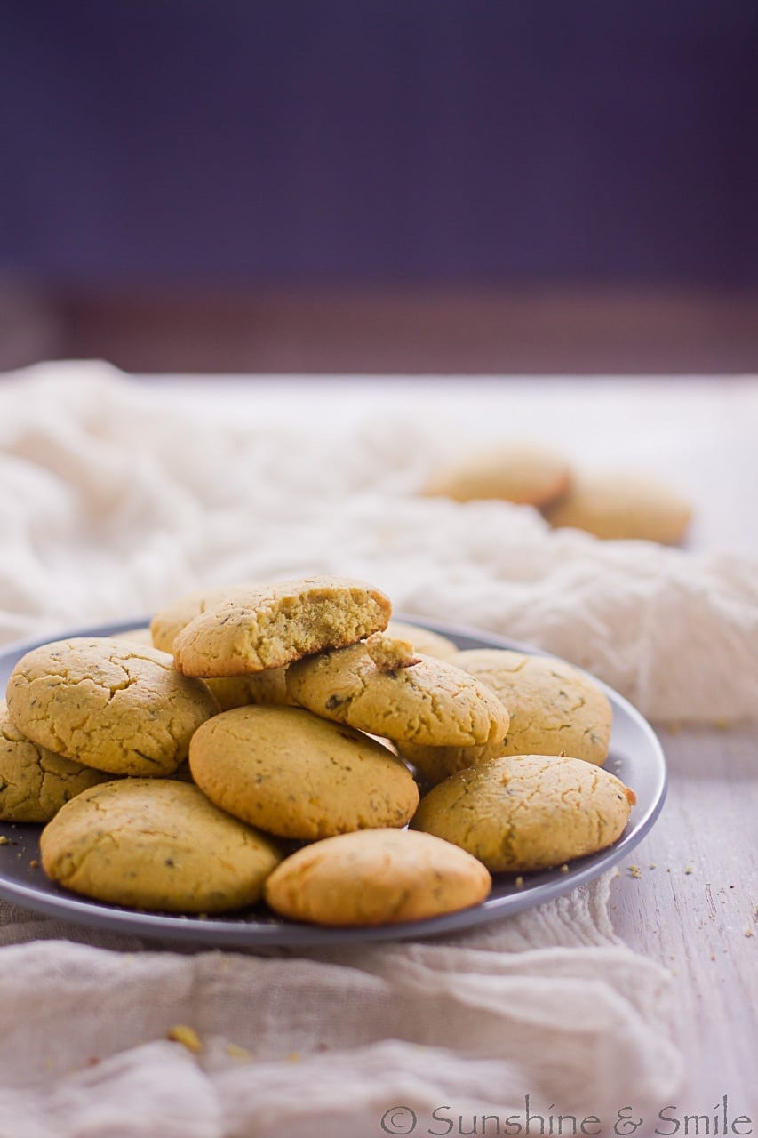 Citrus and Saffron Cookies 4