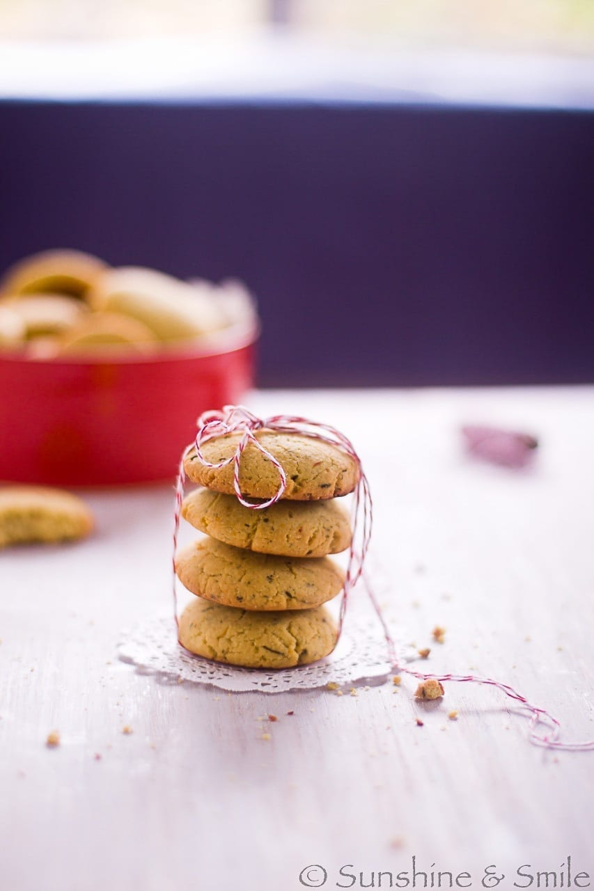Citrus and Saffron Cookies 3