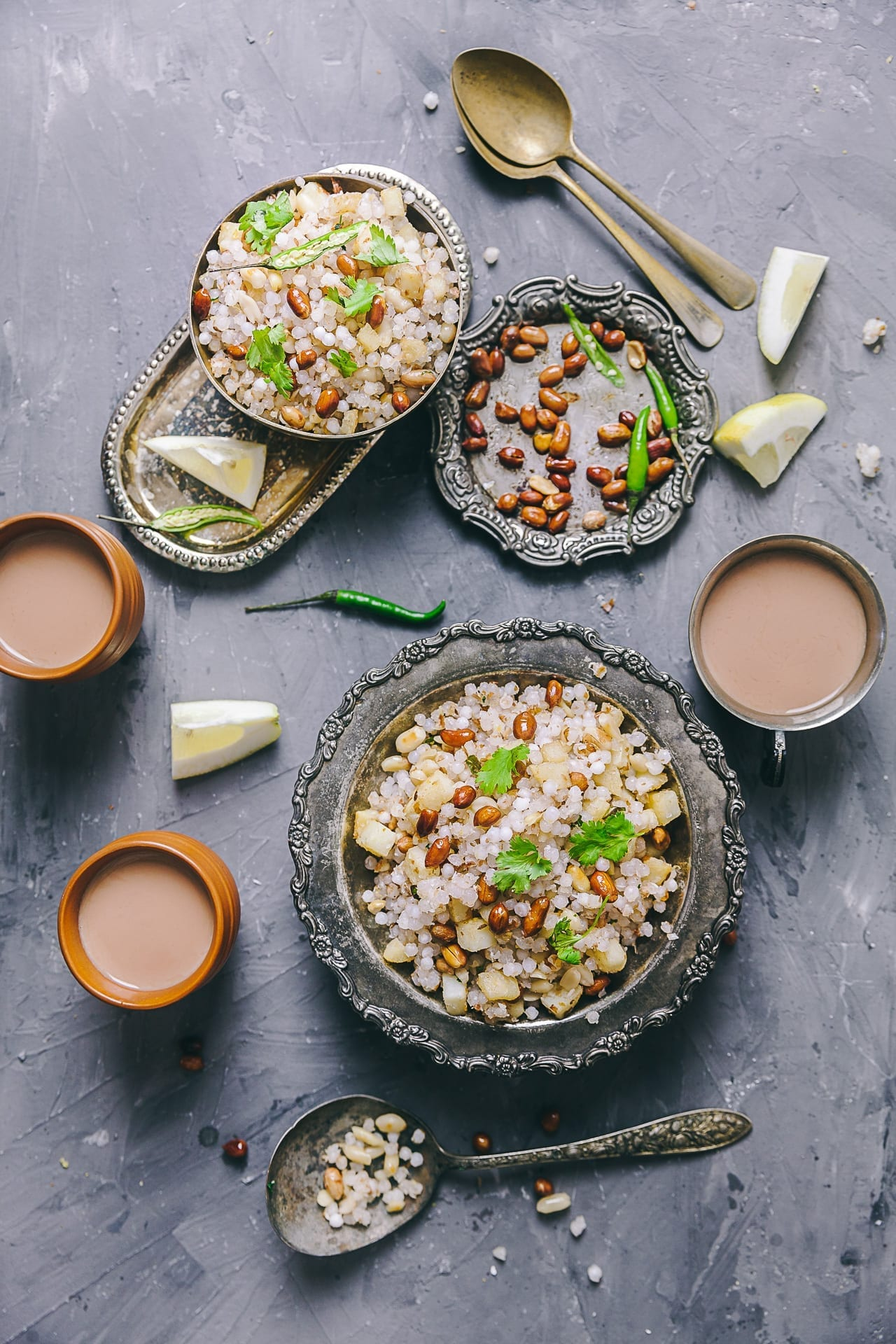 Navratri special fasting food | Playful Cooking #glutenfree #tapiocapearl #pilaf #foodphotography #navratri #indianfood