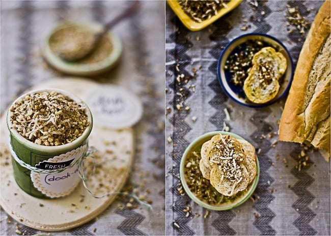 Dukkah - Middle Eastern Spice Mix 1