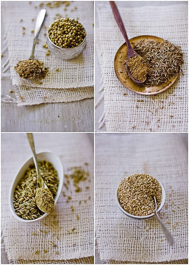 Dukkah - Middle Eastern Spice Mix 2