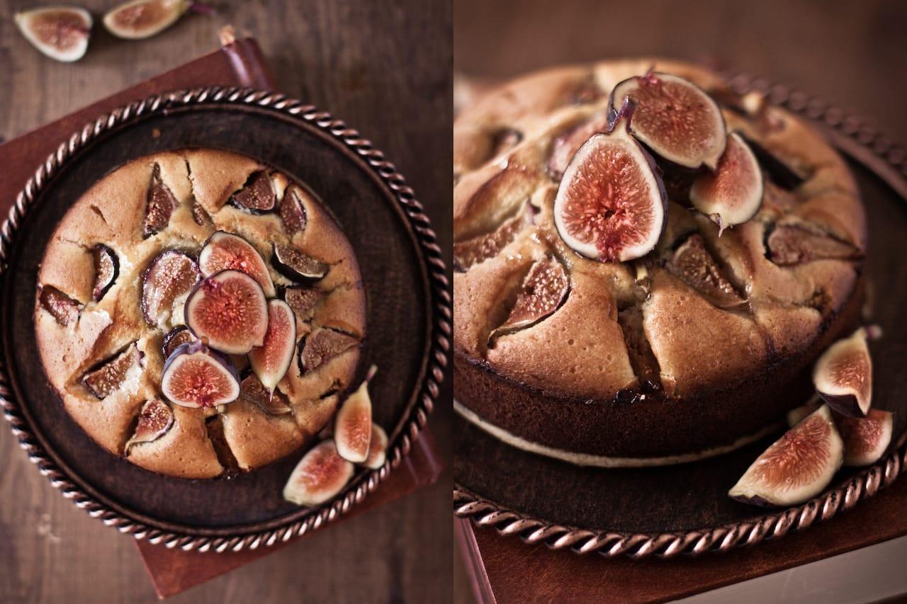 Honeyed Fig Cake 4