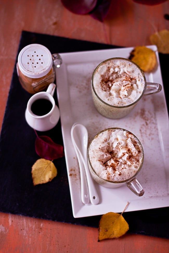 Pumpkin Spiced Latte 1