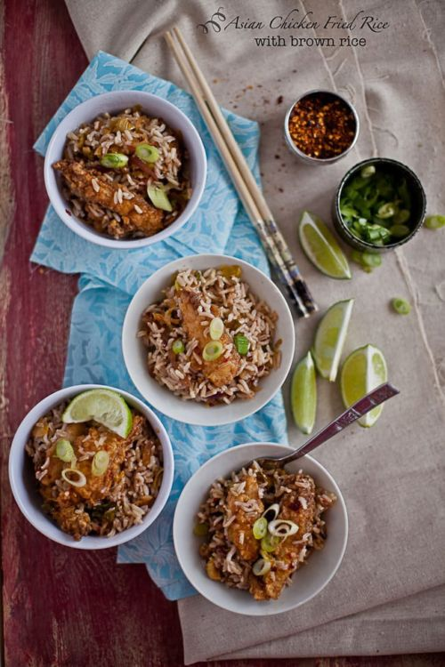 asian chicken fried rice 3