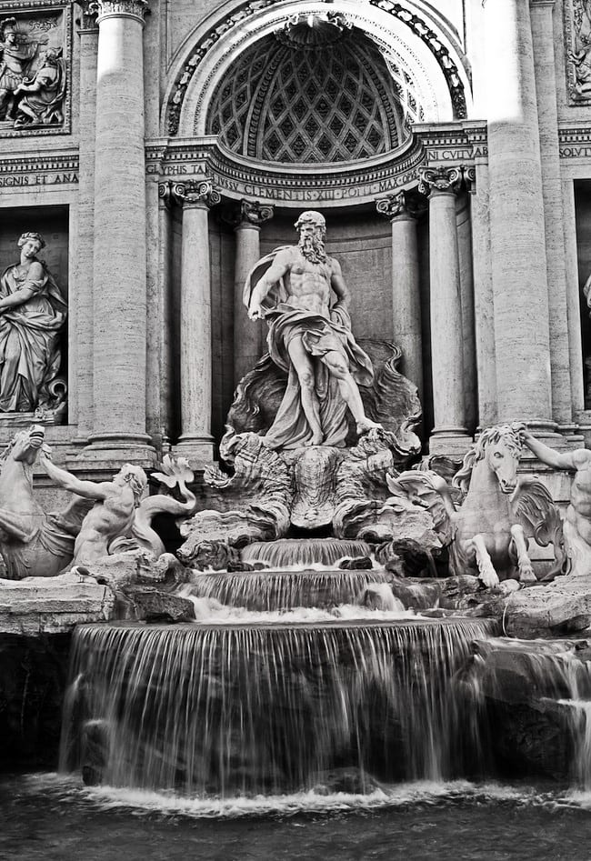Visit to Rome : Sunshine and Smile