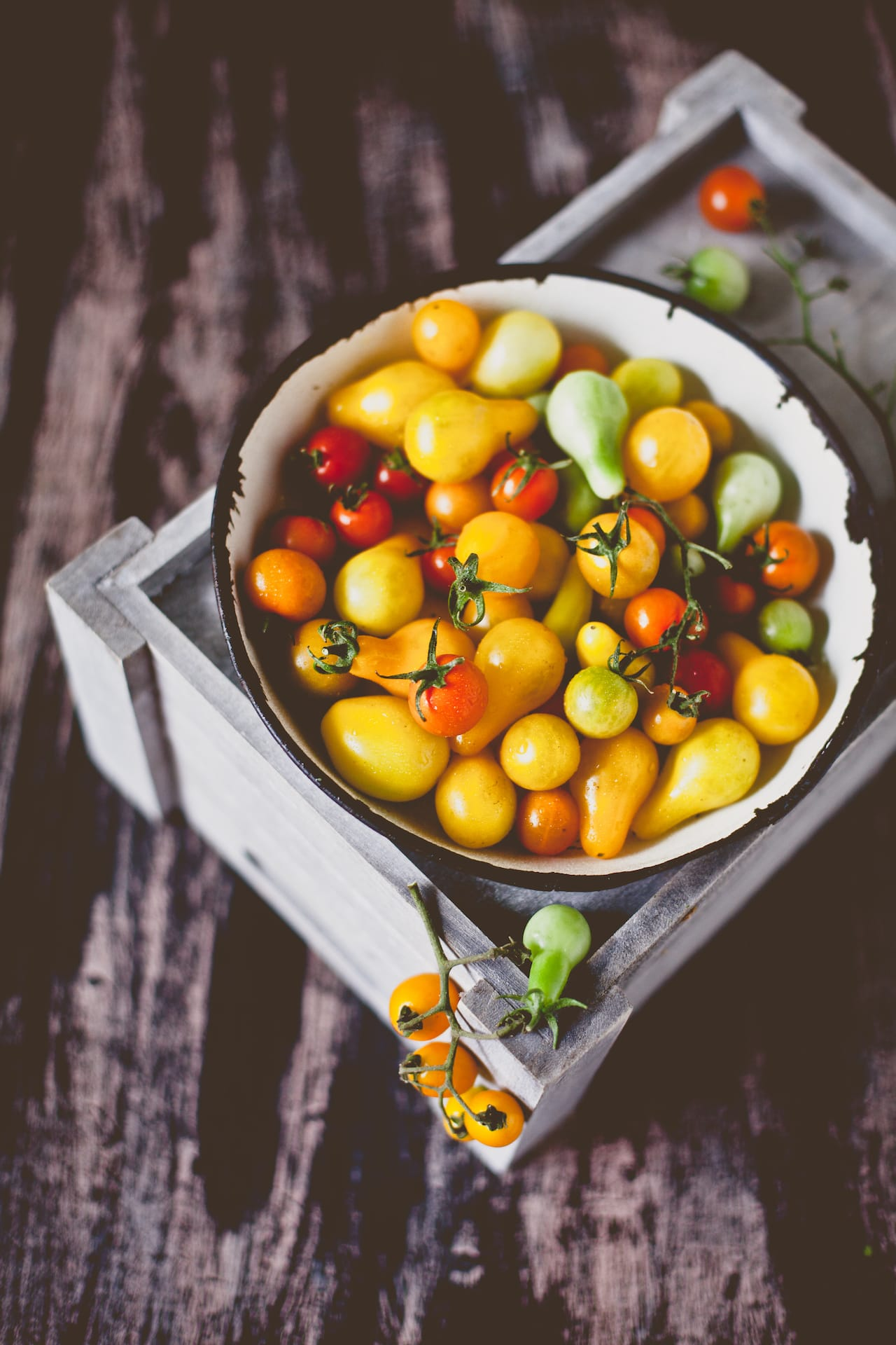 Heirloom Tomatoes | Playful Cooking